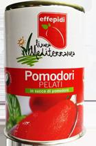 linea mediterranea pomodorini pelati